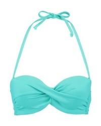 Lascana Bikini Top Mintgreen
