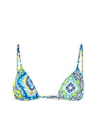 MC2 Saint Barth Janet Bikini Top