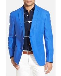 Jkt new york regular fit washed linen jacket medium 278428