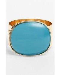 Leith Oversized Stone Statet Cuff