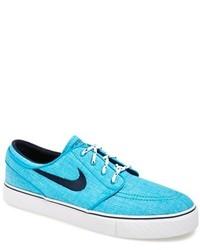 Nike Zoom Stefan Janoski Sb Canvas Skate Shoe