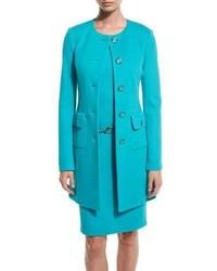 Aquamarine Coat