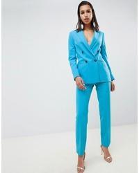 ASOS DESIGN Pop Blue Trousers