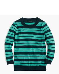 J.Crew Tippi Sweater In Mixed Stripe