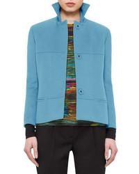 Aquamarine Jacket