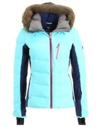 Roxy Snowstorm Snowboard Jacket Blue Radiance