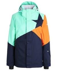 Zimtstern Zarin Snowboard Jacket Sea Glass
