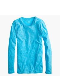 J.Crew Vintage Cotton Long Sleeve T Shirt