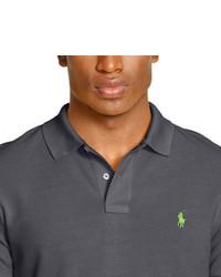 d81cf1c6985ff ... Polo Ralph Lauren Custom Fit Mesh Polo Shirt ...