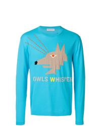 Walter Van Beirendonck Printed Sweatshirt