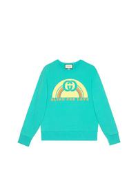 Gucci Sweatshirt With Print