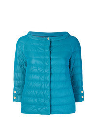 Aquamarine Puffer Jacket