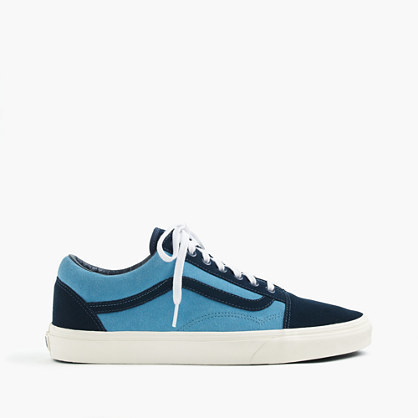 05f79a6753e6 ... J.Crew Vans For Old Skool Sneakers In Suede ...