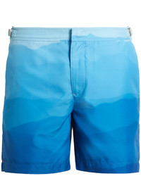 Orlebar Brown Bulldog Mid Length Swim Shorts