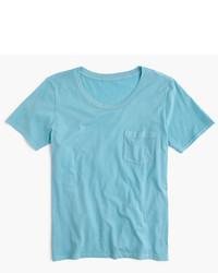 J.Crew Gart Dyed Pocket T Shirt