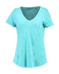 Gap Basic T Shirt Turquoise