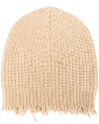 Frayed ribbed beanie medium 1148292