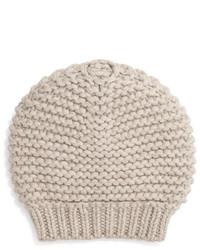 Brunello Cucinelli Knit Paillettes Beanie Hat