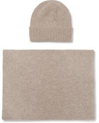 William lockie cashmere beanie and scarf set medium 1148285