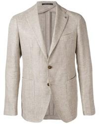 Tagliatore Buttoned Blazer Jacket