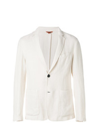 Barena Classic Single Breasted Blazer