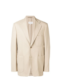Maison Margiela Classic Single Breasted Blazer