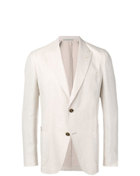 Eleventy Classic Single Breasted Blazer