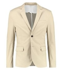 Pier One Suit Jacket Tan