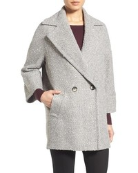 Charles Gray London Yummy Mummy Double Breasted Boucle Coat