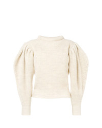 Isabel Marant Billow Sleeve Sweater