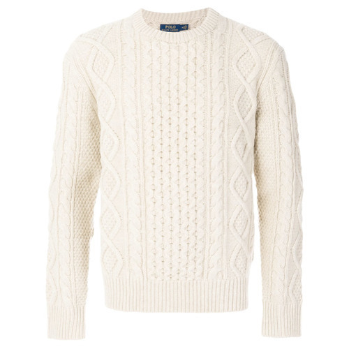 d89302fc4e2 £277, Polo Ralph Lauren Chunky Knit Jumper