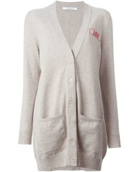 Givenchy Love Embroidered Cardigan