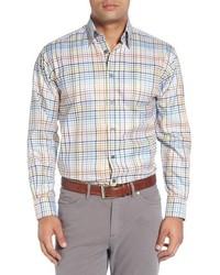 Robert Talbott Anderson Classic Fit Check Cotton Sport Shirt