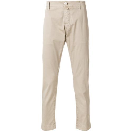 Jacob Cohen Classic Chino Trousers