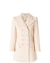 Double breasted coat medium 7816277