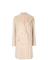 Giambattista Valli Double Breasted Coat