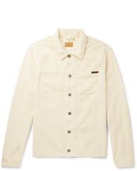 Nudie Jeans Ronny Organic Cotton Corduroy Trucker Jacket