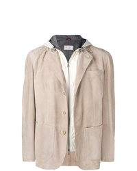 Brunello Cucinelli Layered Blazer