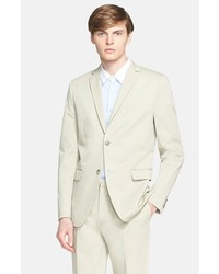 Theory Straslund Trim Fit Two Button Blazer
