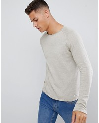Jack & Jones Essentials Knitted Jumper With Roll Hem