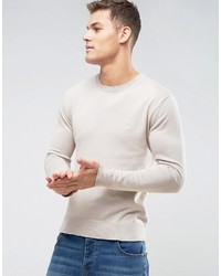 Lightweight crew neck sweater medium 6752395