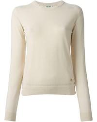 Kenzo Slit Neck Sweater