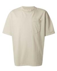 MAISON KITSUNÉ Kool Fox Plain T Shirt