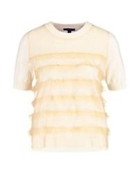 J.Crew Print T Shirt Muslin