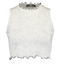 Missguided Vest Cream