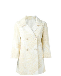 Ermanno Scervino Double Breasted Blazer