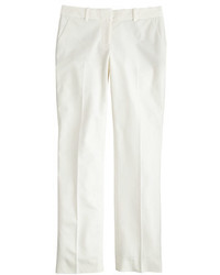 J.Crew Campbell Trouser In Bi Stretch Cotton