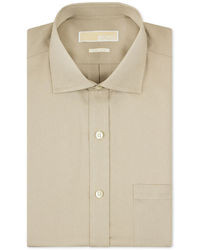 Beige Dress Shirt