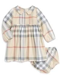 Burberry Infant Girls Liza Dress