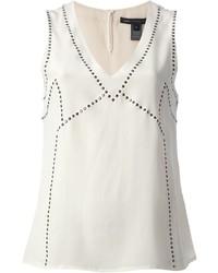 Stud detail blouse medium 351291